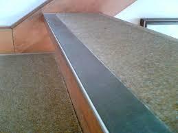 metal stair treads indoor types metal stair treads