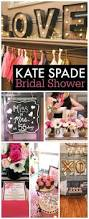 140 best kate spade party ideas images on pinterest birthday black white pink gold bridal wedding shower