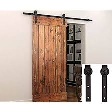 Tips For Selecting The Perfect Door Hardware For Your by Amazon Com U Max 6 6 Ft Sliding Barn Wood Door Basic Sliding