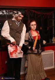 Sweeney Todd Halloween Costumes Lovett Sweeney Todd Costume Photo 2 6