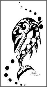 25 beautiful tribal dolphin tattoo ideas on pinterest dolphins