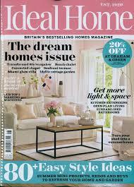 home magazine buy ideal home magazine america british magazines from newsstand