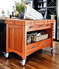 kitchen island cart butcher block movable butcher block kitchen island kitchen carts butcher blocks