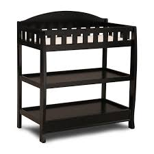 Changing Tables Delta Children Infant Changing Table With Pad Black
