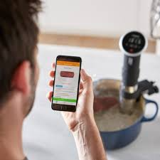 amazon com anova culinary bluetooth sous vide precision cooker