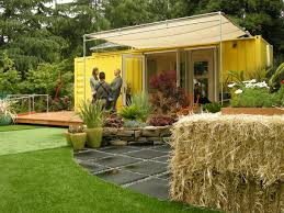 shipping container guest house u0027built from a 192 square foot