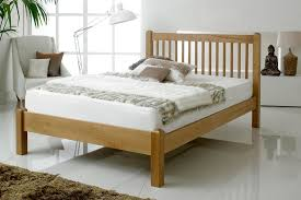 4ft Wooden Bed Frame Wooden King Size Bed Frame Bed And Shower Solid Wooden