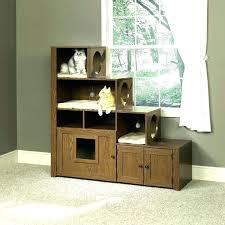 ecoflex jumbo litter loo hidden kitty litter box end table top attractive litter box end table with regard to home designs