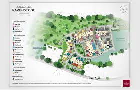 sales assets and site plan designs for davidsons