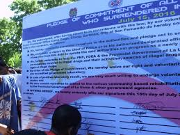 case study on pnp project u201cdouble barrel u201d in the municipality of