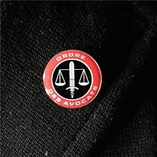chambre des avocats broche ordre des avocats le plaideur robes d avocats