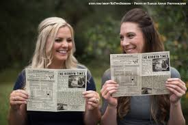newspaper wedding program kotwodesignsblog completely custom creations for completely
