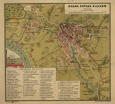 map of kazan file map of kazan late xix jpg wikimedia commons