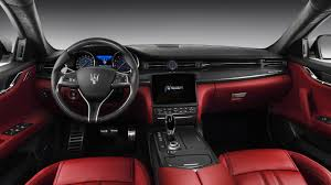suv maserati interior bluetooth