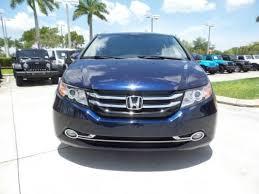 used 2014 honda odyssey touring elite honda odyssey touring elite in florida for sale used cars on