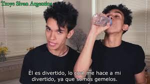 Challenge Lucas And Lucas And Laughing Challenge Subtitulado Al Español