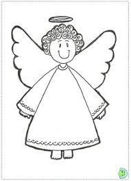 picture christmas angel group 64