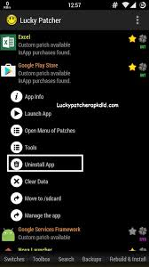 system app uninstaller apk how to uninstall system apps with lucky patcher app