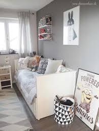 hemnes łóżko rozkładane z 3 szufladami ikea dom pinterest