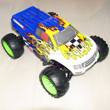 nitro monster truck 4wd dropship art picture more detailed picture about hsp 94108 rc
