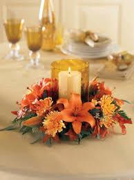 hermosas decoraciones de mesas para el thanksgiving day
