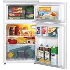 under cabinet fridge and freezer lec t50082w under counter compact fridge freezer smallest in the