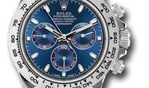 bli bli united rolex daytona blue dial 16509 bli in new york united states for sale