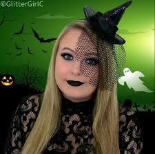 halloween witch makeup glittergirlc