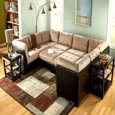 sofas center nicole deep couch cozy movie pit conversation