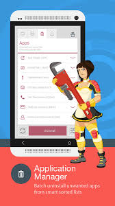 cleaners for android the cleaner speed up clean apk thing android apps free