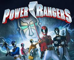 power rangers shout factory