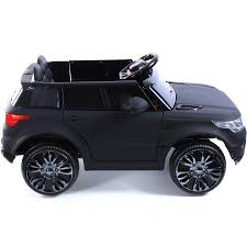 matte gray jeep compact hse range rover style 12v child u0027s ride on jeep matte black