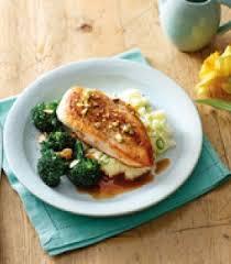 creme fraiche cuisine chicken with lemon crème fraiche and asparagus food