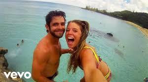 thomas rhett vacation instant grat video youtube