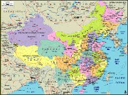 map of china china maps selection of the best maps of china