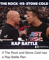 Stone Cold Meme - 25 best memes about the rock and stone cold the rock and