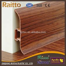 house decoration raitto floor plinth pvc skirting board buy pvc