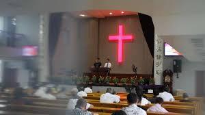 church crosses in china s jerusalem anti terror cameras the new cross for