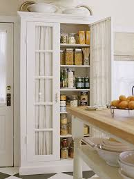 Free Standing Kitchen Cabinets Free Standing Pantry Organise My Pantry The Non Traditional