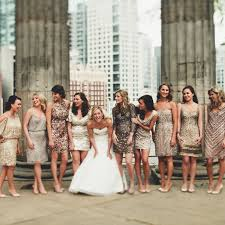 nordstrom bridesmaid sparkly mismatched bridesmaid dresses from nordstrom andria