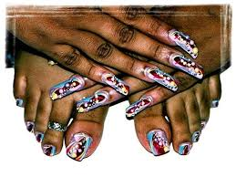 best 25 ghetto nail designs ideas on pinterest dope nail