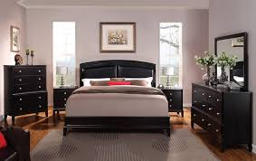 Black Master Bedroom How To Decorate A Bedroom With Black Furniture Savae Org