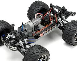 monster jam rc truck traxxas e maxx brushless rtr monster truck w castle brushless