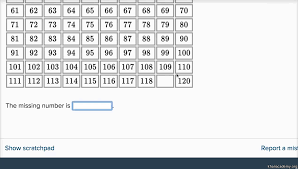 number grid video numbers 0 to 120 khan academy