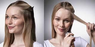 Catokan Rambut Sosis rambut keriting alami nenggunakan catok lapak sebelah