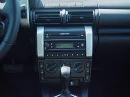 land rover freelander 2004 2004 land rover freelander instrument panel interior photo
