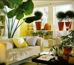 fresh garden decoration ideas for living room with artificial