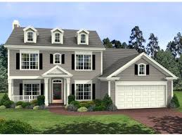 traditional colonial house plans two story colonial house juniorderby me