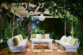 Garden Patio Table 29 Serene Garden Patio Ideas And Designs Picture Gallery