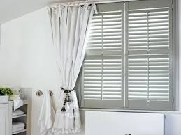 modern ideas for bedrooms windows with shutters and